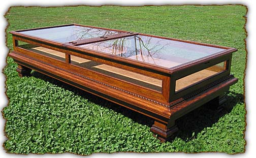 Coffee Table Cases Jw Winchester And Company Makers Of Fine Custom Cases